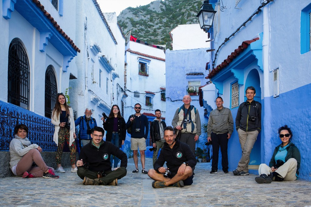 Viaggio di reportage in marocco