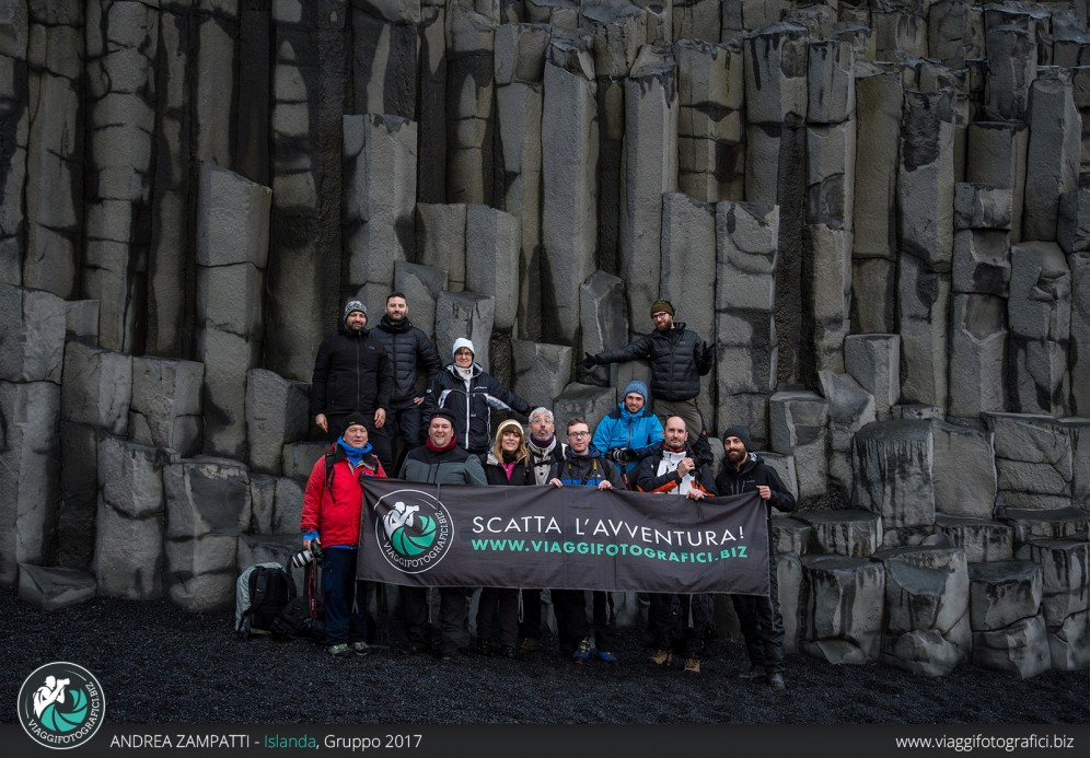 Islanda gruppo 2017