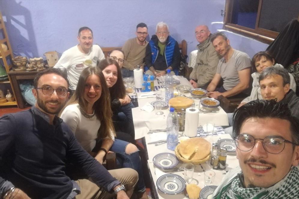 Backstage viaggio fotografico in Marocco