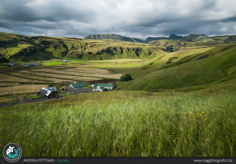 Paesaggi Islandesi alternativi