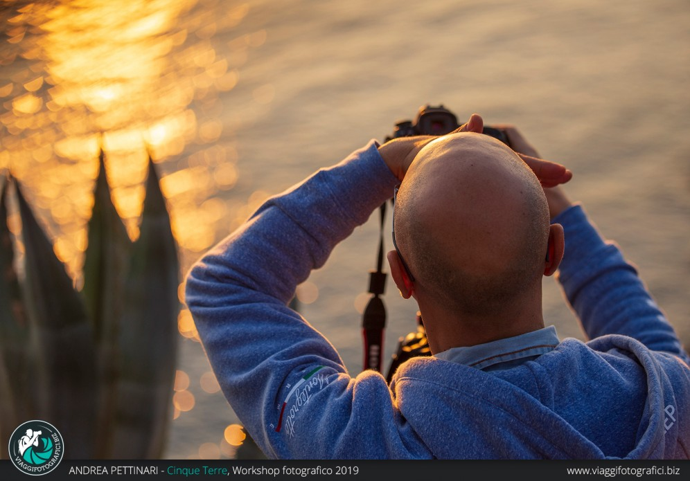 Scatti al tramonto a Vernazza