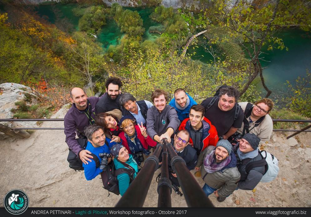 Gruppo ai laghi di Plitvice