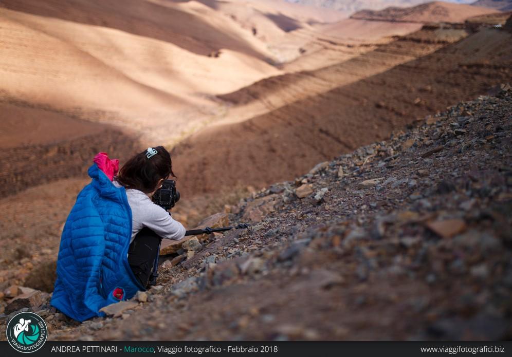 Tra le valli Marocchine