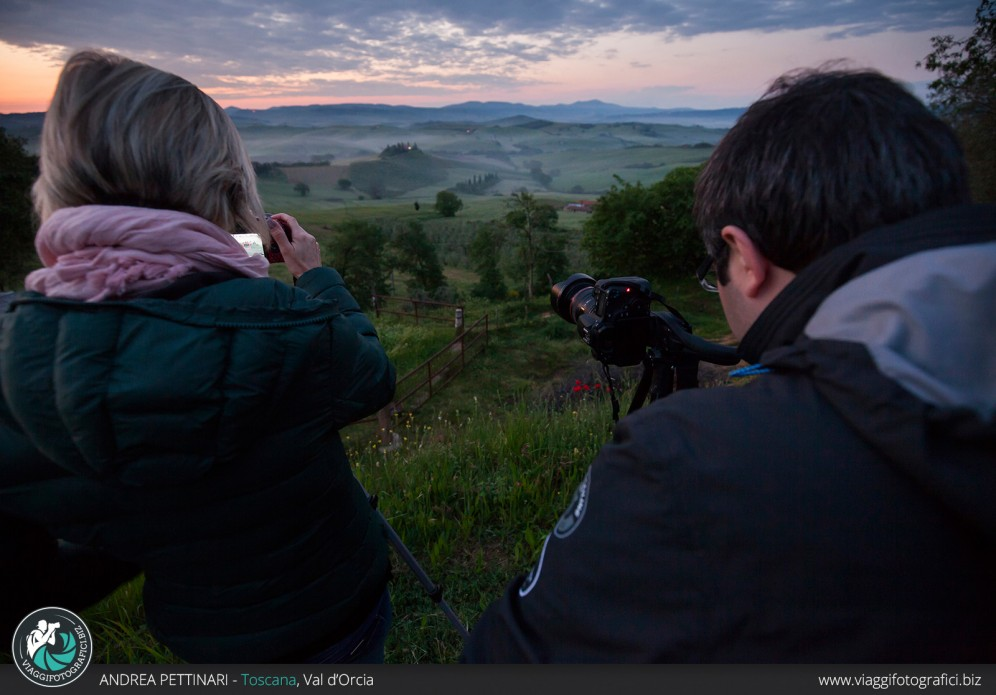 Backstage workshop val d'orcia