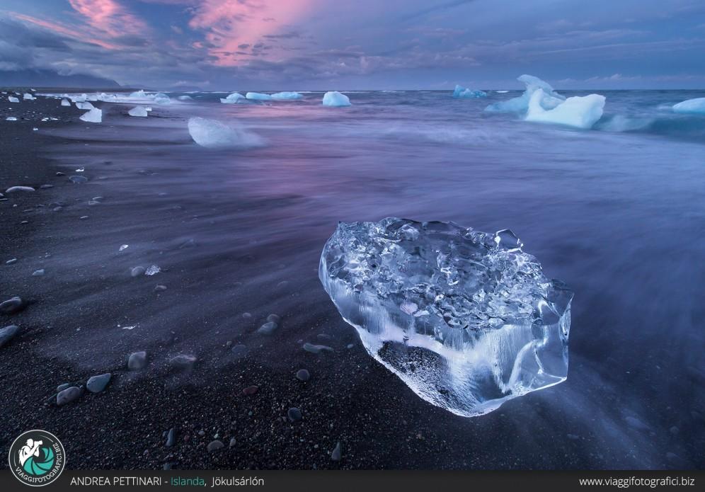 Spiaggia dei diamanti