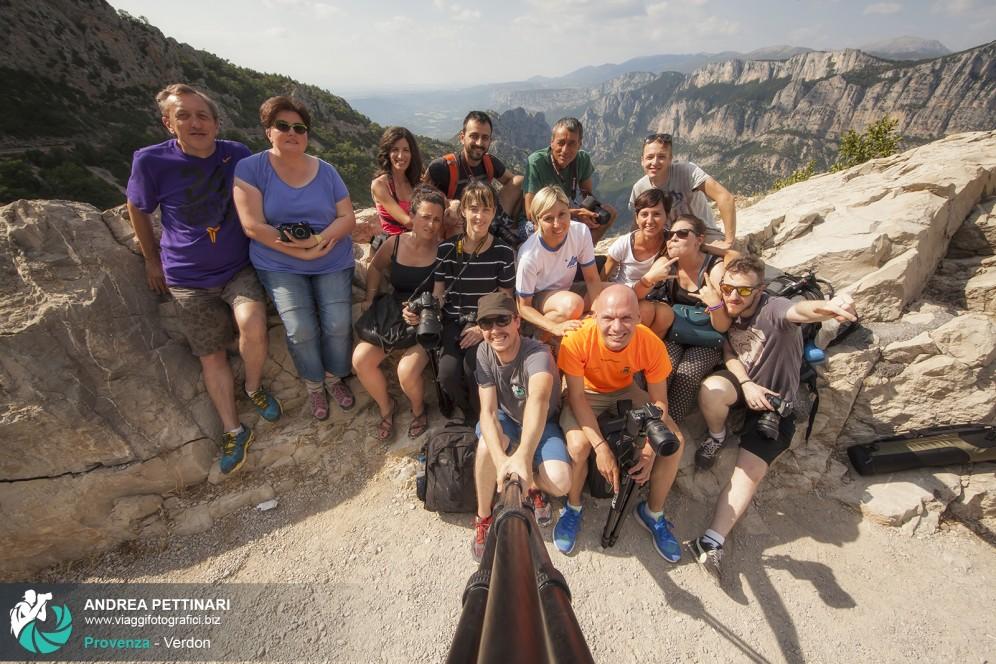Viaggio fotografico in Provenza - Foto di backstage
