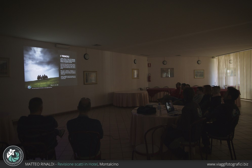 Presentazione workshop val d'orcia