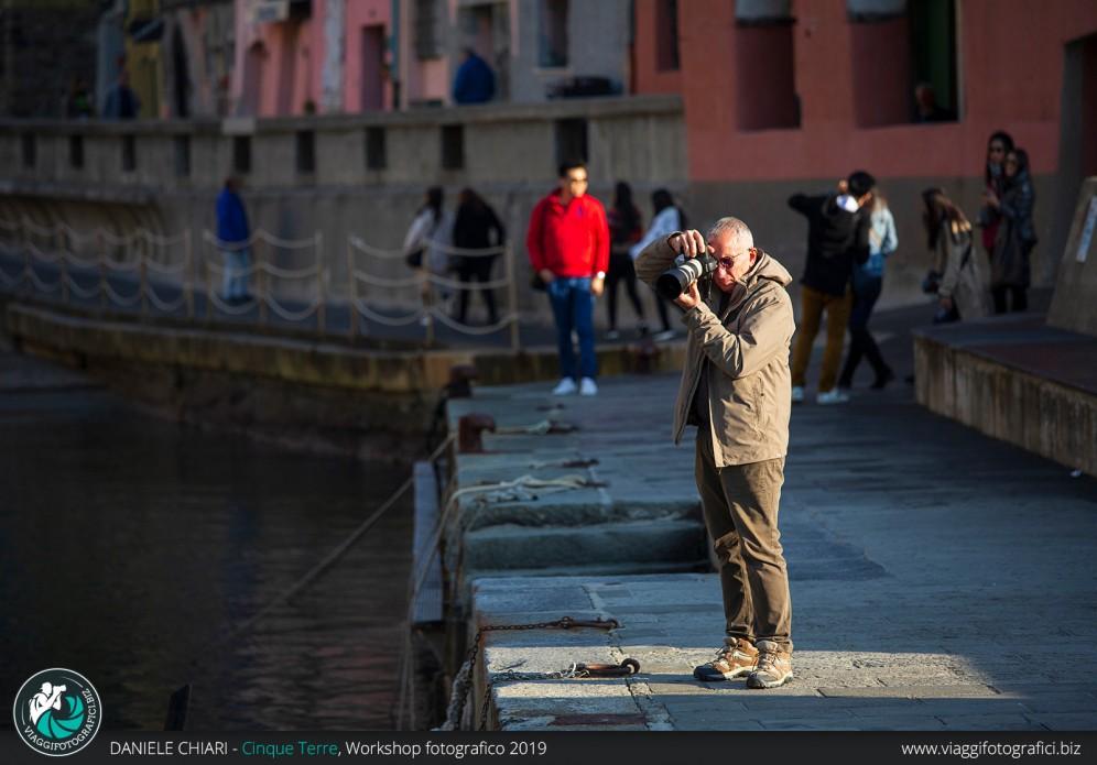 Dettagli al porto di Vernazza