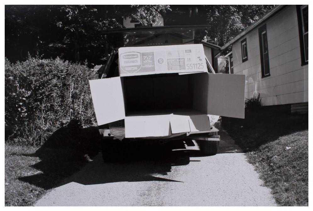 A box, Wassaic, NY