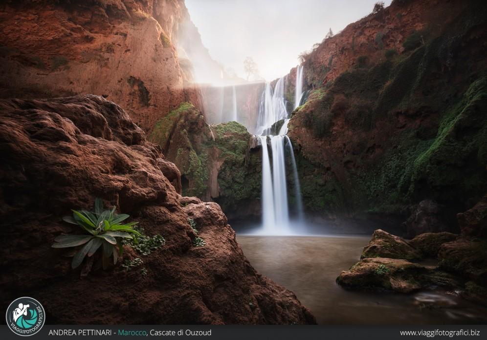 Cascate di Ouzoud, Marocco.