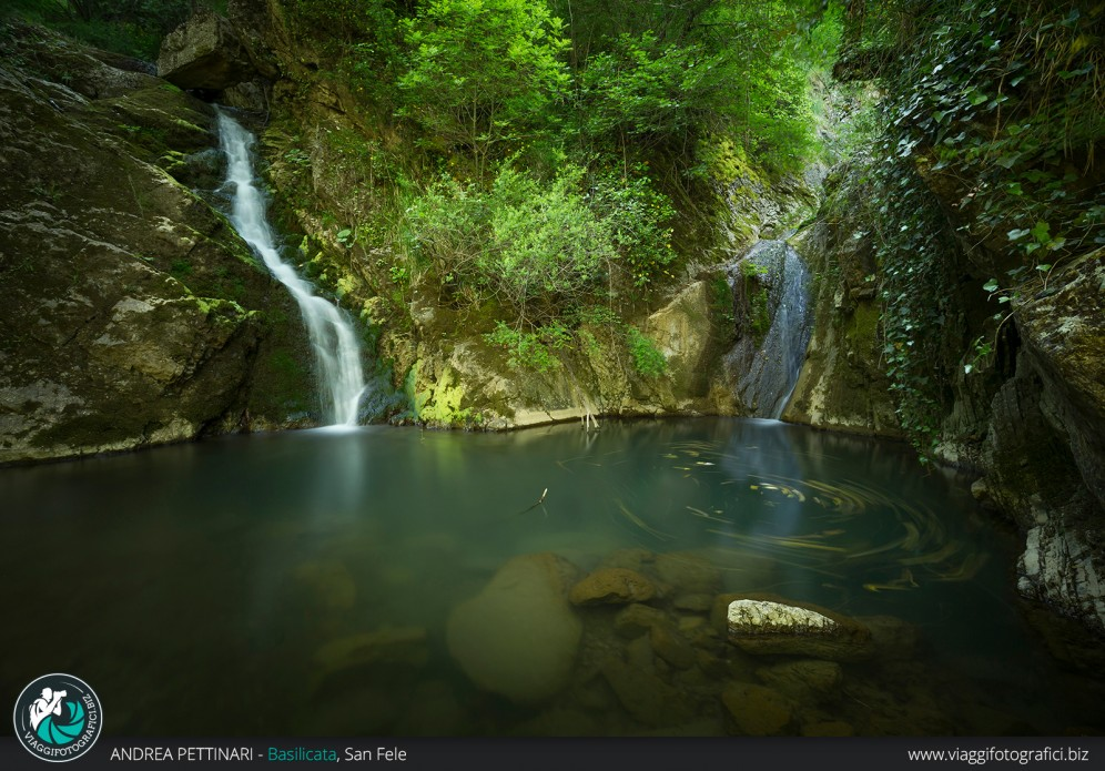 Cascate San Fele 3