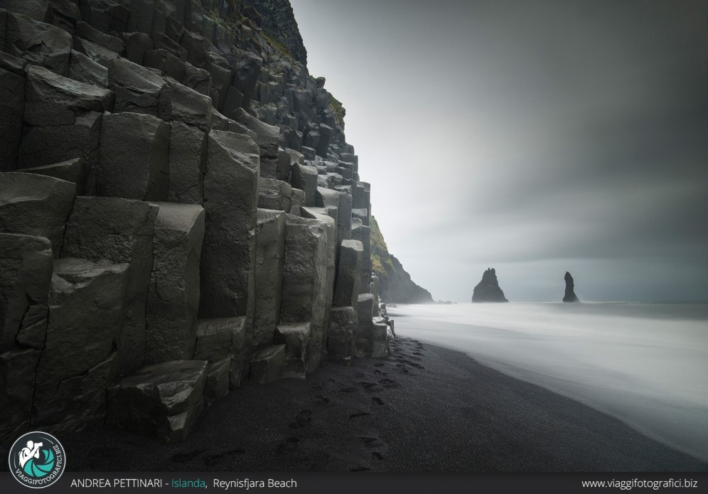 Colonne basaltiche a Reynisfjara