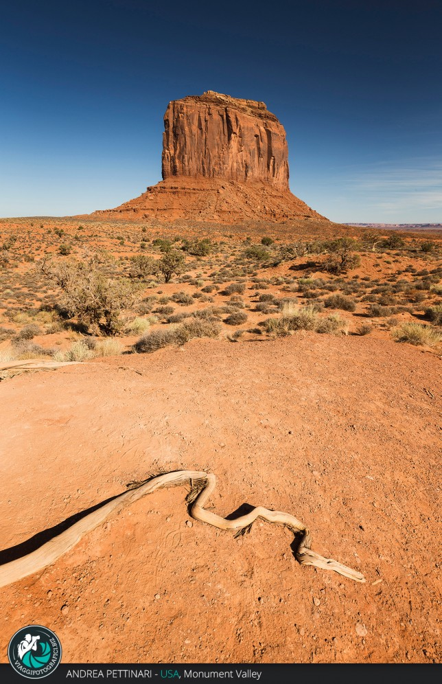 Forme alla Monument Valley