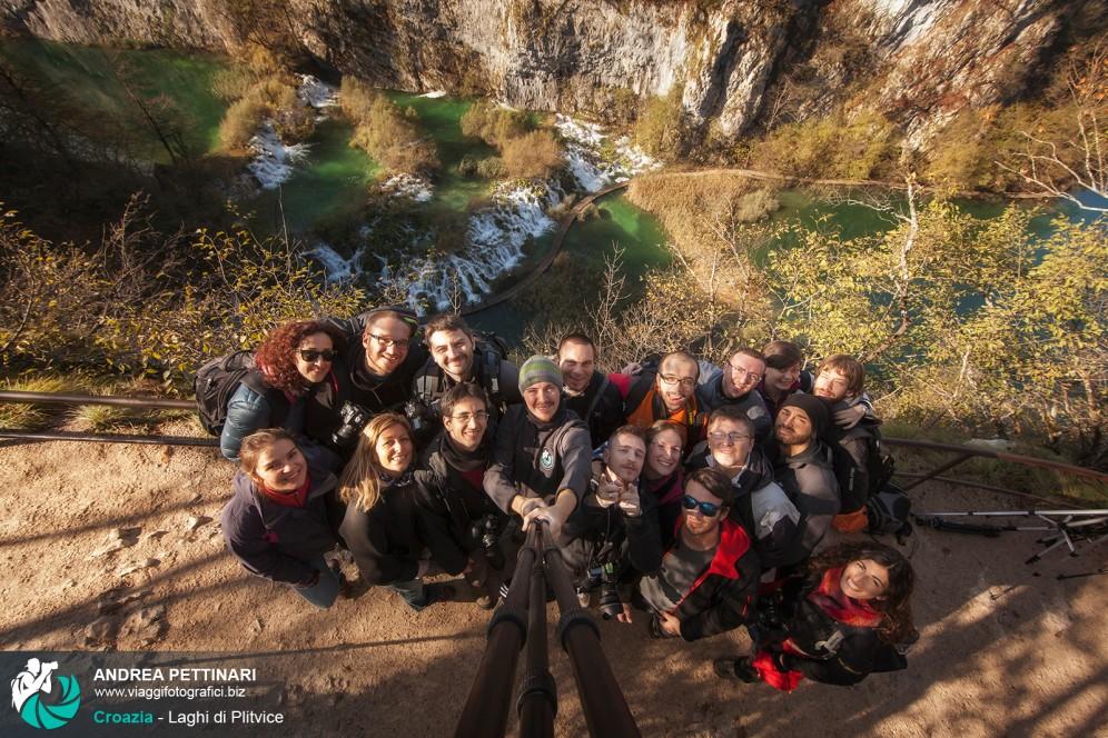 Gruppo workshop Plitvice Ottobre 2014!