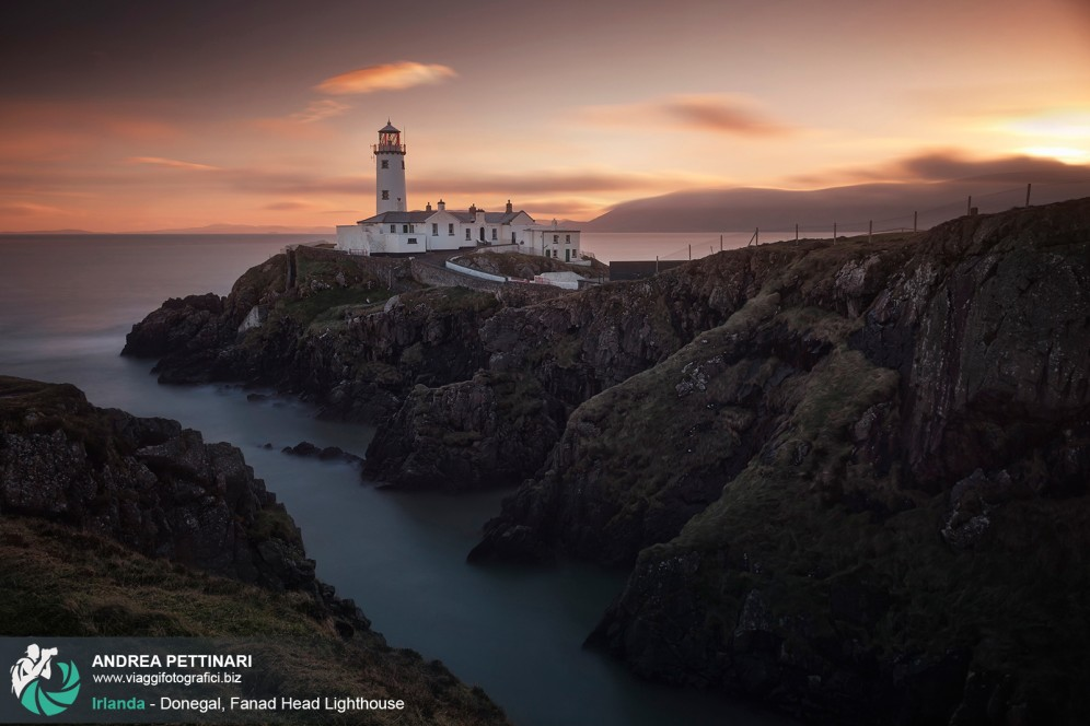 Alba Fanad Head Lighthouse