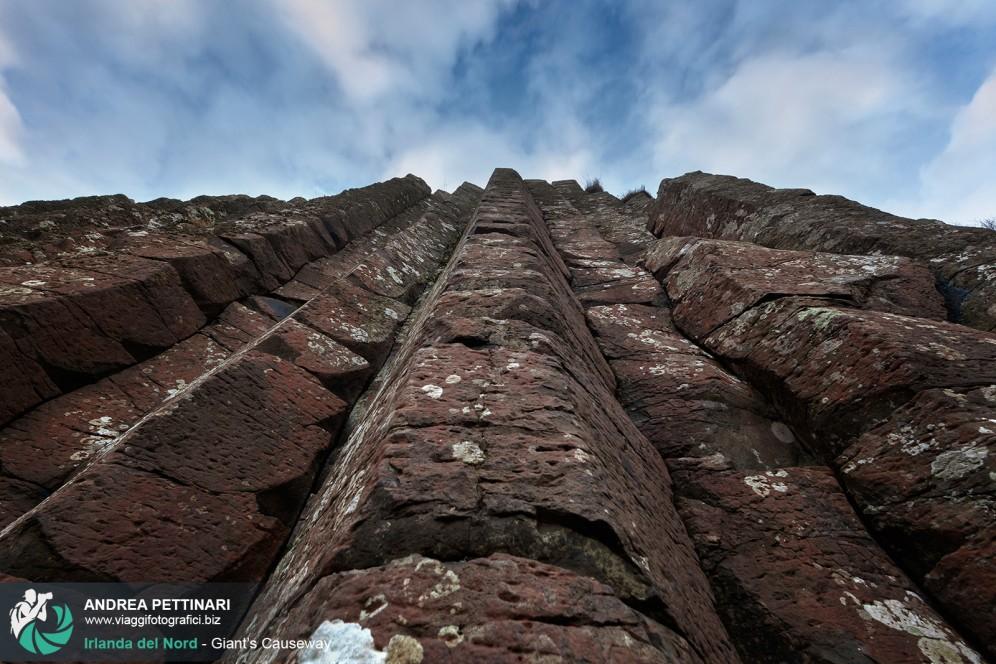 Colonne di Basalto - Giant's Causeway
