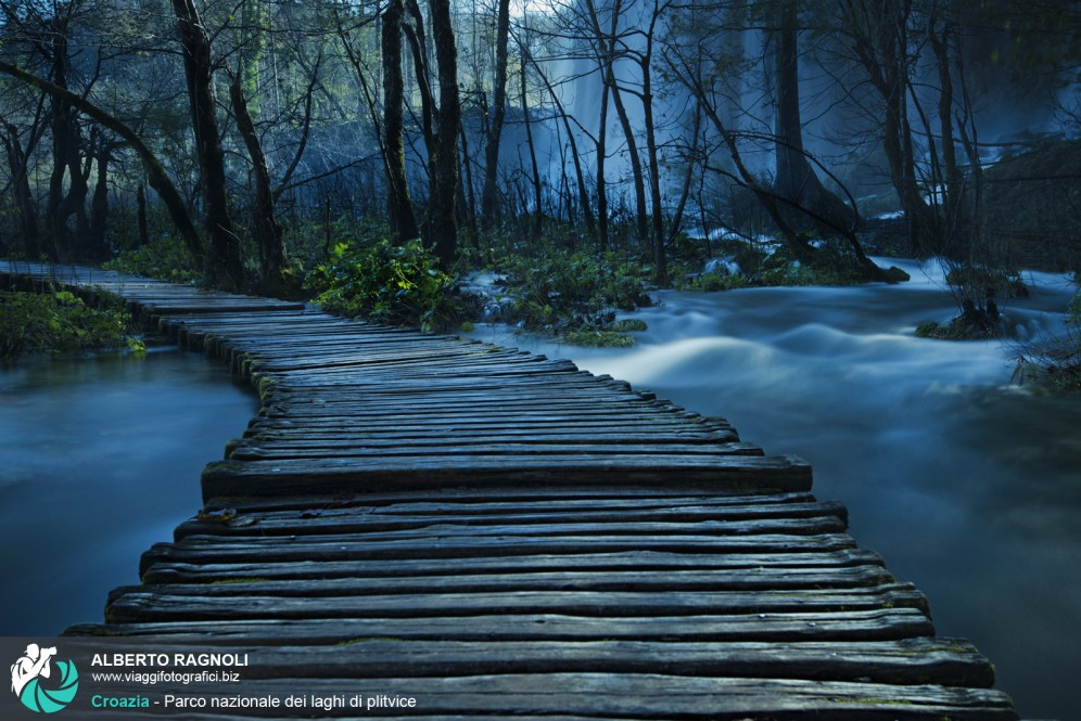 Halloween @ Plitvice national park