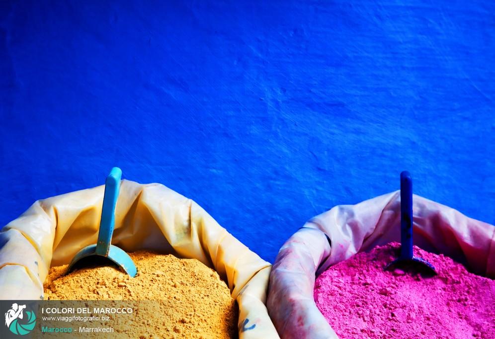 I colori del Marocco, Marrakech.