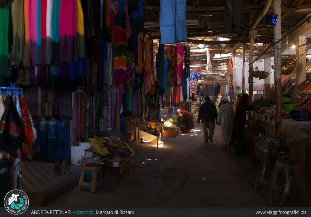Il mercato di Rissani.