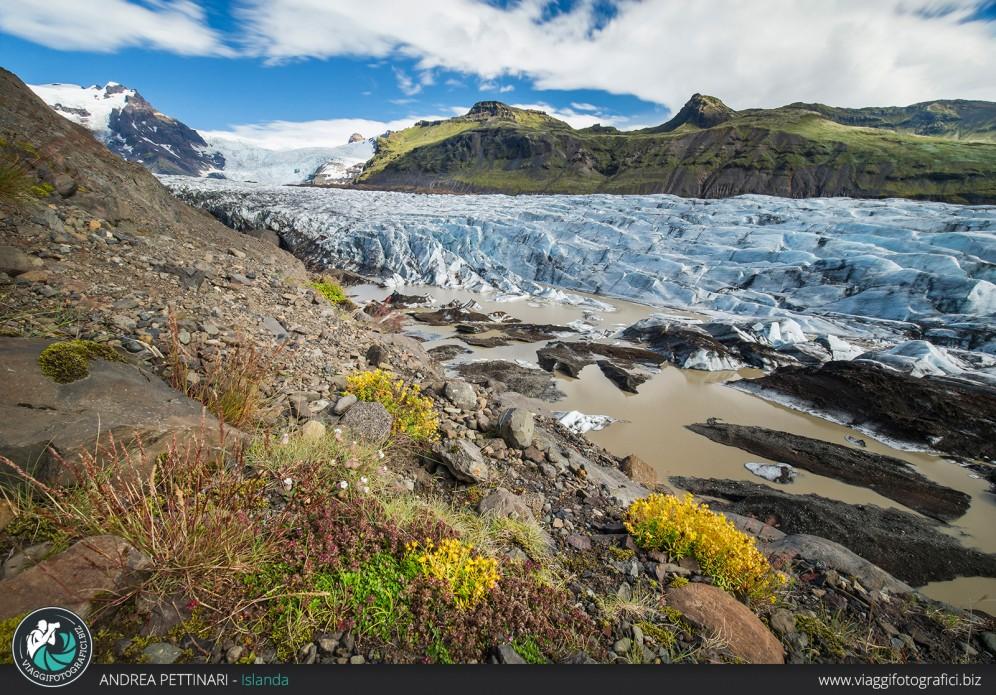 La fine del Vatnajökull