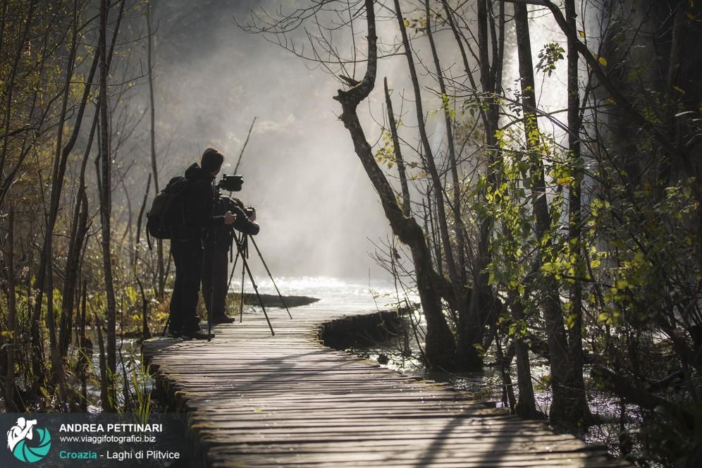 Laghi di Plitvice - passerelle