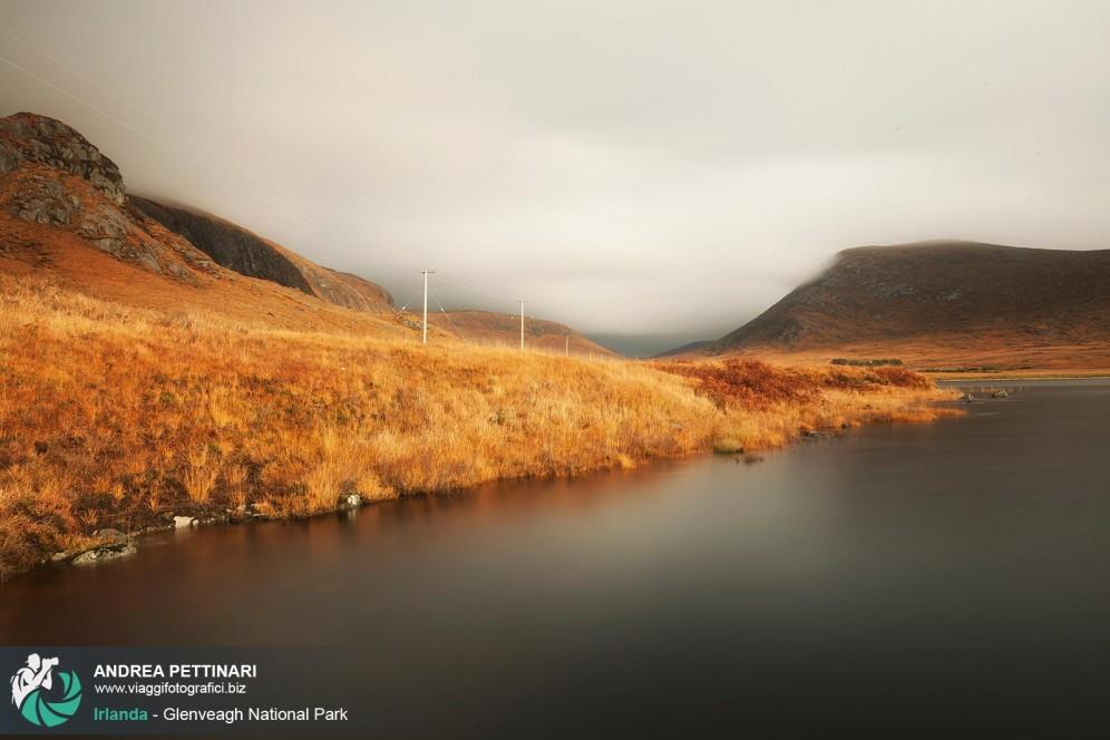 Laghi presso il Glenveagh National Park