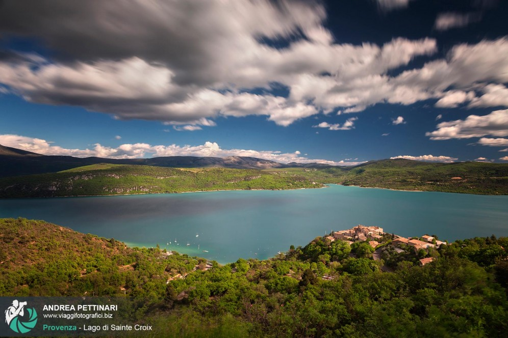 Lago di Sainte Croix