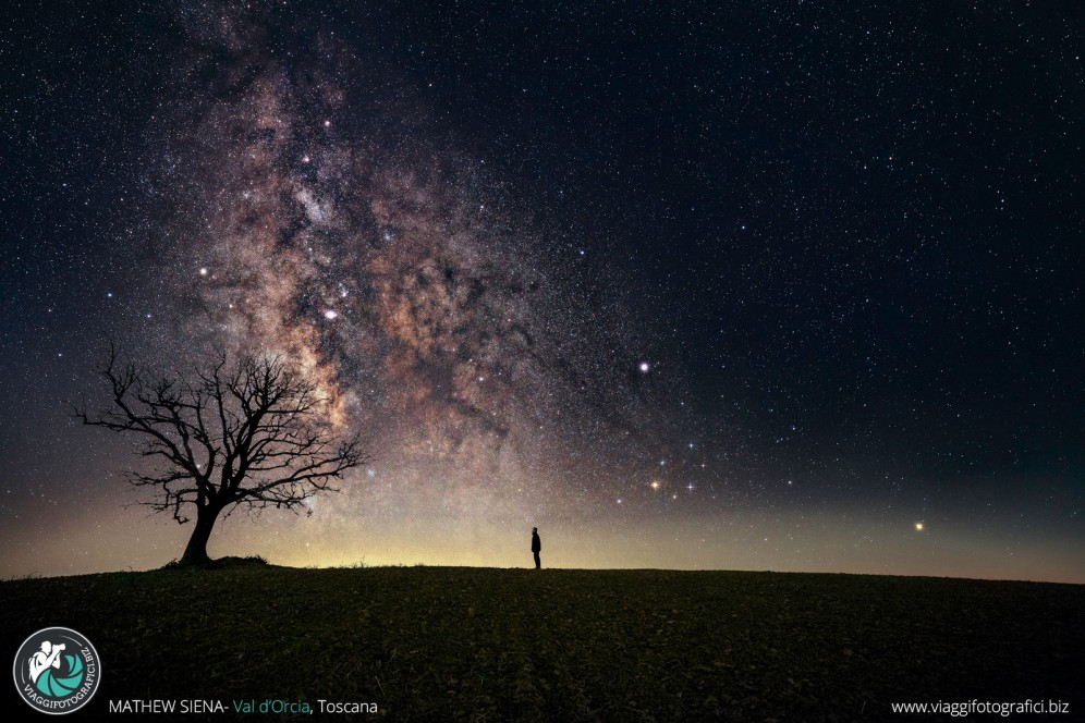 Milky Way Man
