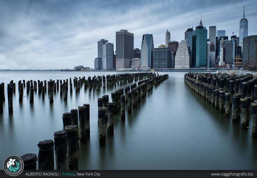 New york city, Tribeca.