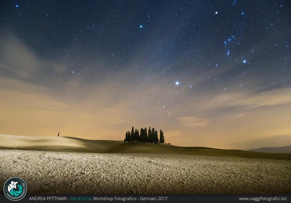 Notturna ai cipressi