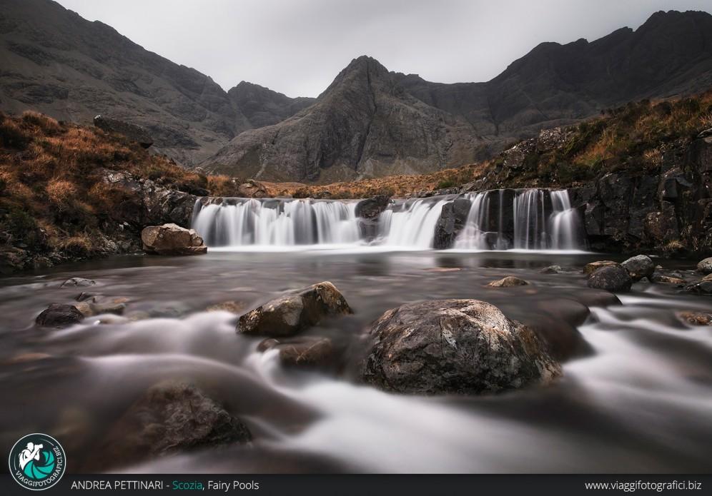 Nubi alle Fairy Pools