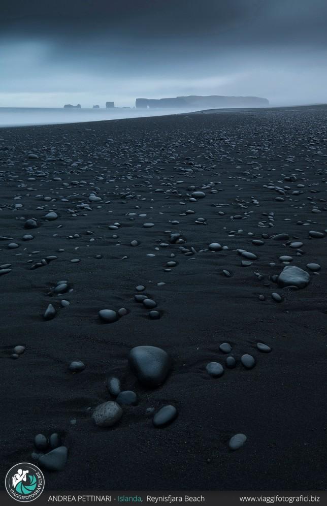 Spiaggia nera di Reynisfjara