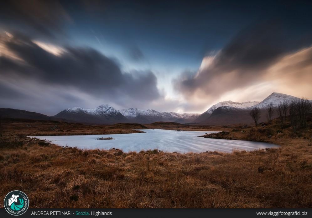 Vento alle Highlands