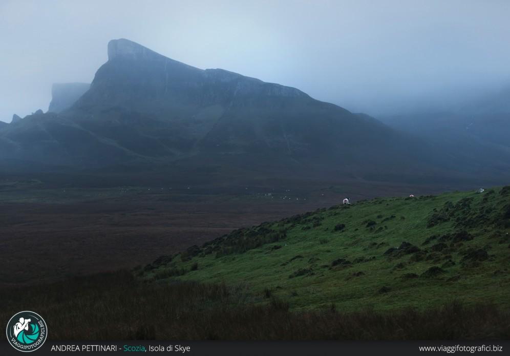 Visione epica all'Isola di Skye